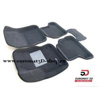 Текстильные 3D Коврики Euromat3D Business В Салон Для FORD Focus 3 (2011-2014) № EMC3D-002207G