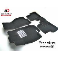 Текстильные 3D Коврики Euromat В Салон Для TOYOTA Corolla (2019-) № EM3D-005106
